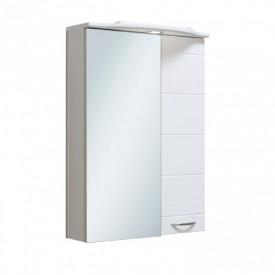 Зеркальный шкаф Runo Кипарис 50 00000000800