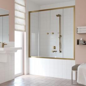 Душевая шторка на ванную Z2V 180 П10 01 VegasGlass