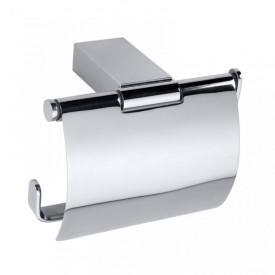 Держатель туалетной бумаги с крышкой Bemeta 135012012