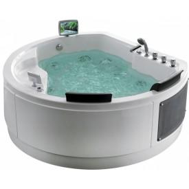 Ванна отдельностоящая Gemy 183х162 G9063 O