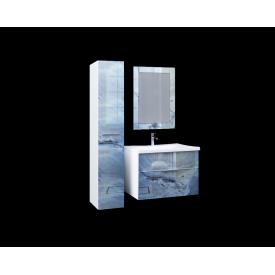 Комплект мебели для ванной комнаты Marka One У72785