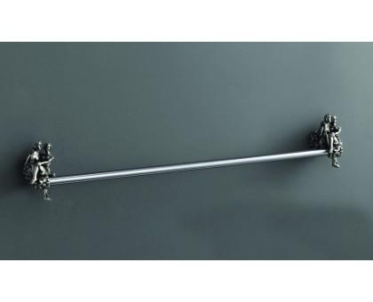 Полотенцедержатель одинарный подвесной 60 см ART&MAX AM-B-0817-B
