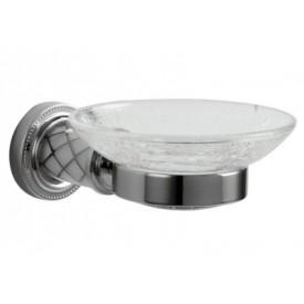Мыльница(стекло кракле) Boheme Murano Cristal 10903-CRST-CH