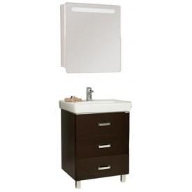 Комплект мебели для ванной комнаты AQUATON 1A168901AM430-К
