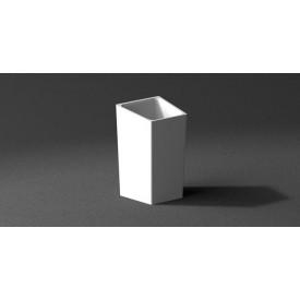 Стакан настольный Solid Surface SONIA 154289