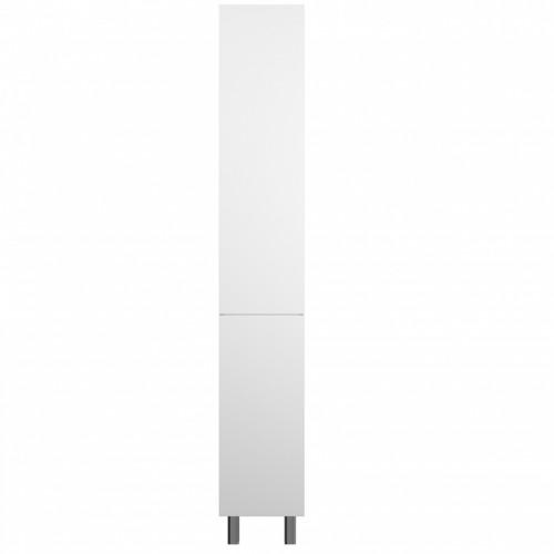 M90CSL0306WG GEM шкаф-колонна напольный левый 30 см двери push-to-open цвет: белый глянец