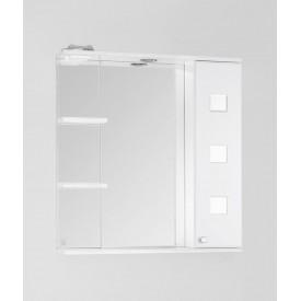 Зеркальный шкаф Крокус (Style Line) ЛС-00000285
