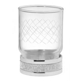 настольный стакан Boheme RoyalCristal 10931-CR