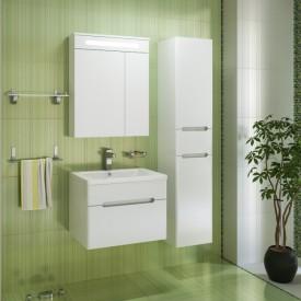Комплект мебели для ванной Runo Парма 60 1 ящик подвесной