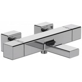 Термостатический настенный смеситель для ванны/душа Jacob Delafon E9127-CP