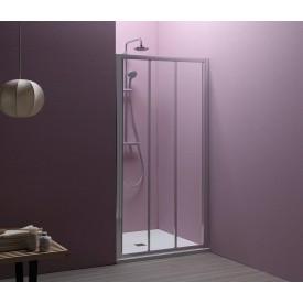 Душевая дверь в нишу Kolpa-San Eco Quat Luna TV3D/S 80