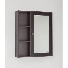 Зеркало-шкаф Style Line Кантри 65 ЛС-00000031 Венге