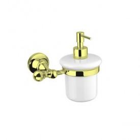 Дозатор для мыла подвесной Cezares OLIMP-SOI-03/24-M