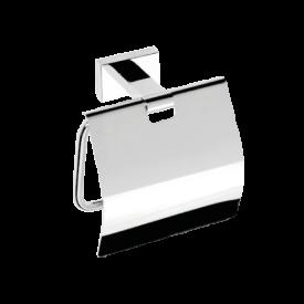 Держатель туалетной бумаги с крышкой Bemeta 118112012