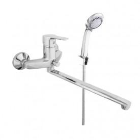 Смеситель в ванную настенный Uno-11/C Rubineta N11CD01