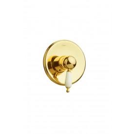 Смеситель встроенный Boheme Tradizionale Oro 285 золото