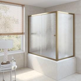 Душевая шторка на ванную ZV+ZVF 170*80 П10 02 VegasGlass