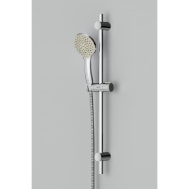 F0190100 Gem душ.комплект: ручн.душ 3 ф-ции d 110 мманга 700 шланг 1 750 мм хром.