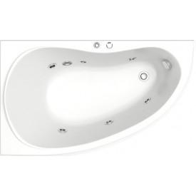 Акриловая ванна Bas Алегра 150x90 см В 00002