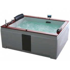 Ванна широкая Gemy 186х151 G9052 II K L