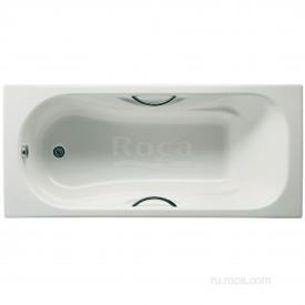 Чугунная ванна Roca Malibu 2334G0000 160x70