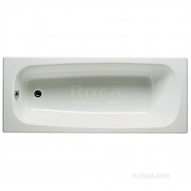 Чугунная ванна Roca Continental 212904001 140x70