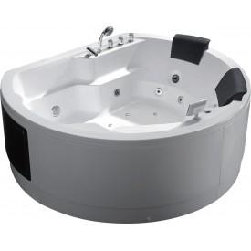 Ванна отдельностоящая Gemy 183х162 G9063 K