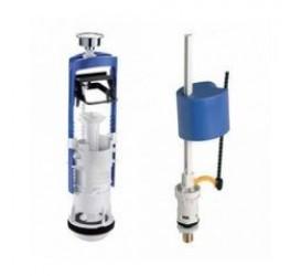 Сливной механизм Santek 2Р S2 1.WH30.2.102 Santek