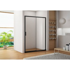 Дверь для душа универсальная Aquanet #AE60-N-120H200U-BT
