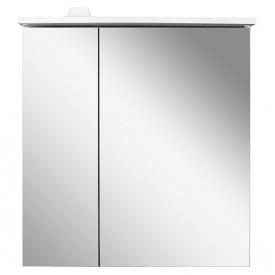 M70AMCR0601WG SPIRIT 2.0 Зеркальный шкаф с LED-подсветкой правый 60 см цвет: белый глянец