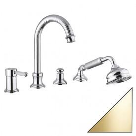 Смеситель для ванны Cezares OLIMP-BVDM-03/24-L