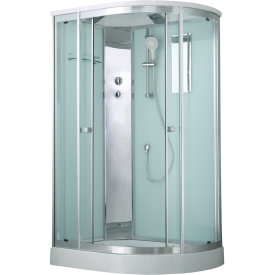 Timo Comfort T-8802 P L Clean Glass душевая кабина 120x85x220