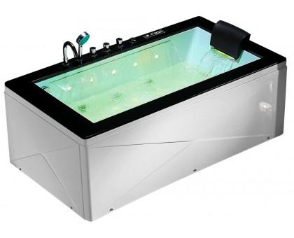 Акриловая ванна Gemy G9258