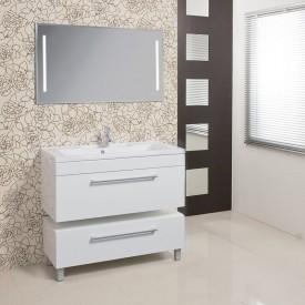 Комплект мебели для ванной комнаты AQUATON 1A170301MA010-К
