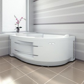 Акриловая ванна Ирма 2 Radomir 2-01-0-2-1-216 150x97