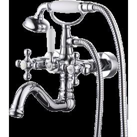 GZ 09035 Смеситель двухвентильный для ванны