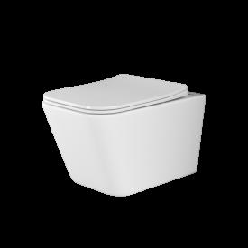 Подвесной унитаз Ceramica Nova METRIC CN3007