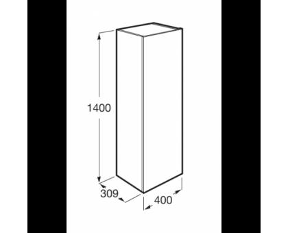 Шкаф-колонна Beyond городской дуб 857237402