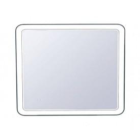 Зеркало Style Line Атлантика 100x80 СС-00000669 с подсветкой и часами
