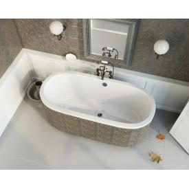 Акриловая ванна ALPEN Astra O 165 35611