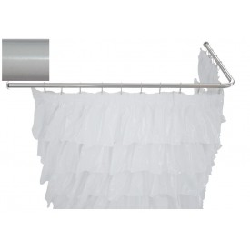 Карниз для ванны угловой Г-образный Aquanet 170x80 00241458