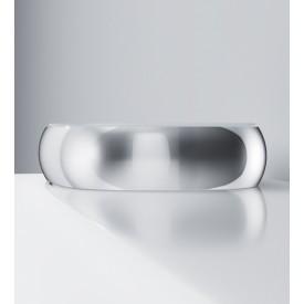 A3031200 Sensation Стеклянная мыльница отдельно стоящая хром