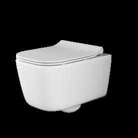 Подвесной унитаз Ceramica Nova NEW DAY CN3005