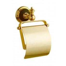 Держатель для туалетной бумаги с крышкой Boheme Palazzo 10151