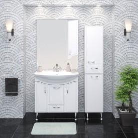 Комплект мебели для ванной Runo Севилья 85