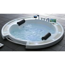 Ванна широкая Gemy 210х210 G9060 O