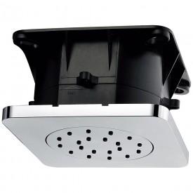 Гидромассажная встраиваемая форсунка Clever Square 99616