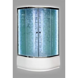 Душевая кабина Deto EM4580 LED