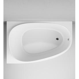 W80A-170L110W-A Like ванна акриловая 170х110 см левосторонняя