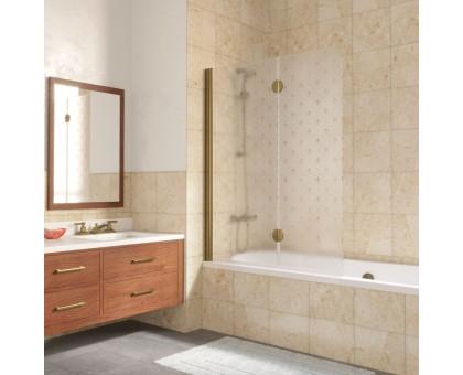 Душевая шторка на ванную E2V 120 02Г R05 R VegasGlass